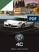 2017 Alfa Romeo 4C UG 2nd