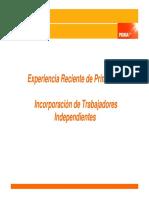 Afp Independiente