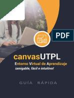 GuíaRápida CanvasUTPL Estudiantes