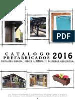 Catalogo Prefabricados de Hormigon 2016