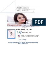 Ms Glow Katalog