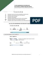Formula Calculo de Aranceles Fcarm 2015 Zona b
