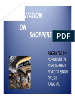 Supply chain of shoppers stop