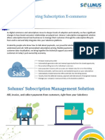 subscription-management brochure - solunus inc