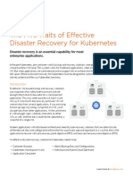 Portworx Disaster Recovery