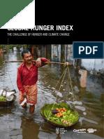 Global Hunger Index Report 2019