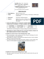 Design Bulletin for Procedure to Check Eye Clearance_11.05.15