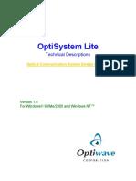 OptiSystem Lite 1