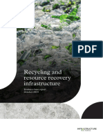 Infrastructure Victoria Recycling and Resource Recovery Infrastructure Evidence Base Report October 2019 FINAL REPORT