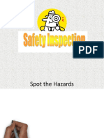 4. Safety Inspection