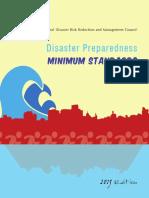 Minimum Standards on Disaster Preparedness