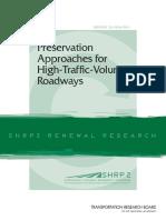 [SHRP 2 report, S2-R26-RR-1] David G Peshkin_ National Research Council (U.S.). Transportation Research Board._ Second Strategic Highway Research Program (U.S.)_ et al - Preservation approaches for high-traffi.pdf