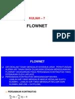 Jaring Aliran (Flownet)