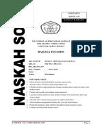 Usbn 2019 Paket 2 Smkn Ampelgading