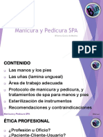 B-life. Manicura y Pedicura Spa. Presentación-sep19