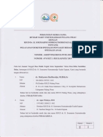 Perjanjian Kerjasama RSUD Pulang Pisau Dan RSUD Kapuas