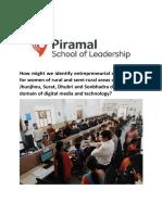 Case Study_Piramal School of Leadership