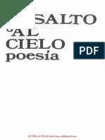 Antologia Asalto Al Cielo Poesia