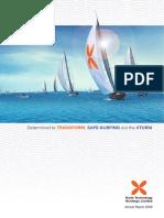 Karin Annual Report 2009