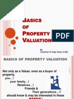 Basics of Property Valuation