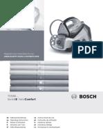 Centro de Planchado Bosch 8060