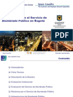 If 2700 Satisfaccion Alumbrado Publico Bogota Final