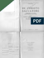 De Christo Salvatore - Garrigou-Lagrange, Reginald, O.p__text