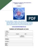 Formulario de Inscrição - Curso Cura Planetária e Cósmica.doc