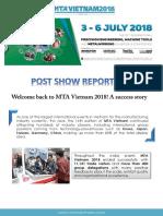mta vietnam 2018 - post show report