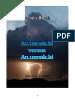 Anunnakki Versus Anunnakki