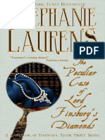 The Peculiar Case of Lord Finsburys Diamonds by Stephanie Laurens