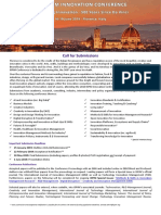 ISPIM Florence 2019 Call for Submissions