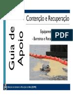 Publicação DCPM 3 Contenção Recuperação