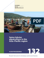 lobster culture feeding and improving report.pdf