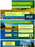 Total Quality Management Latest