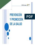 Prev Promocion Salud