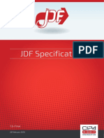 JDF Specification 1.6-Final