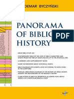 Panorama of Biblical History Fragment