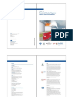 Industrial Disaster Risk Management