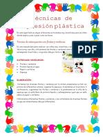 Técnicas Básicas de La Expresión Plásticaa Am
