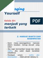 managing your self