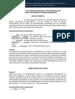 Food-borne Illness_ Characteristics of Selected Food-borne Pathogens Es