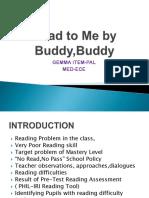 Read to Me by  Buddy,Buddy Poer point.pptx