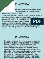 Placentatia si anexele.ppt