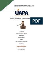 Tarea 5 Derecho Laboral II Jose Rene