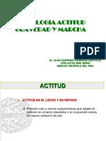SEMIOLOGIA -ACTITUD