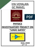 Phy Investigatory