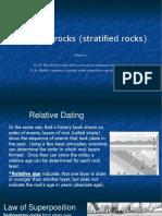 Layers of Rocks