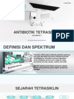 4. ANTIBIOTIK TETRASIKLIN