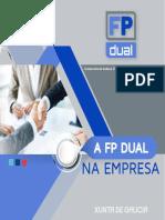 Folleto FP Dual Empresas